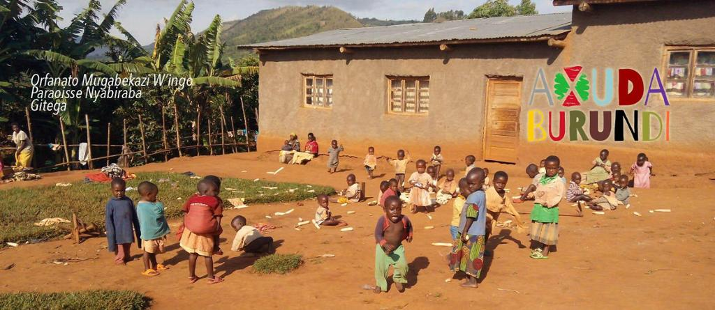 AXUDA ORFANATO EN BURUNDI