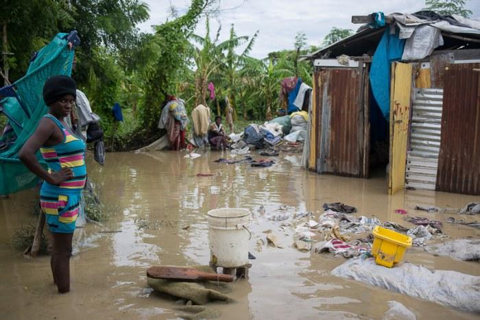 Ayuda a Haití