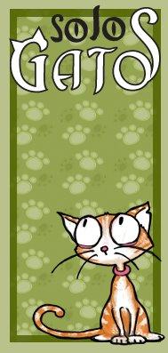sólo gatos