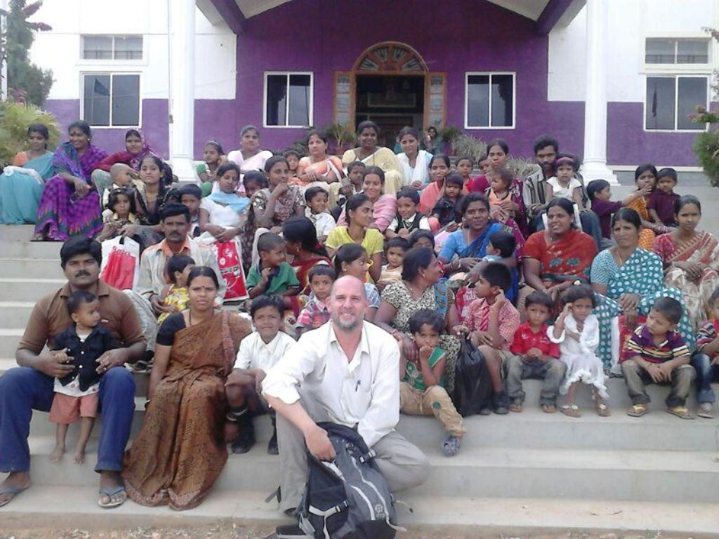 Kiva Mirando a India