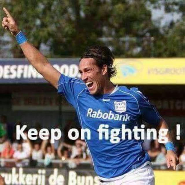 Keep On Fighting Nah