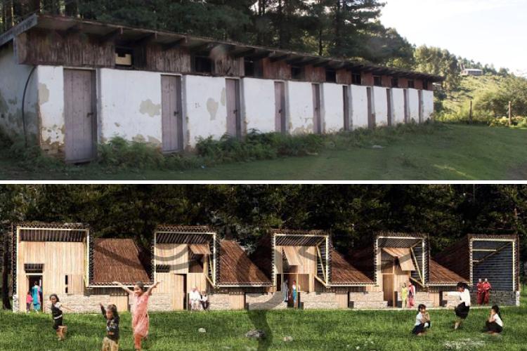 CONSTRUCCIÓN ALA INFANTIL, HOSPITAL DE PHAPLU, NEPAL. Alpinistas con Cáncer