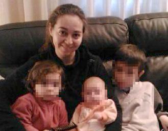 Ayuda urgente a Sol y sus tres hijos