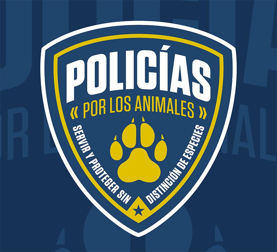 POLICÍAS POR LA DEFENSA DE LOS ANIMALES Y LA BIODIVERSIDAD