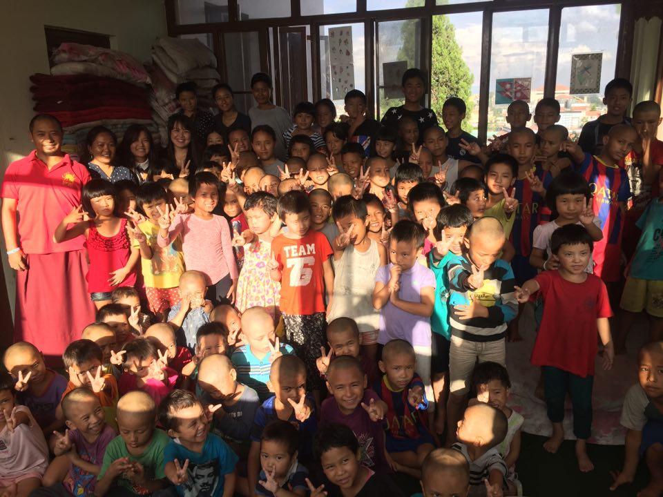 Casa de acogida en Nepal: Snow Manjushree School
