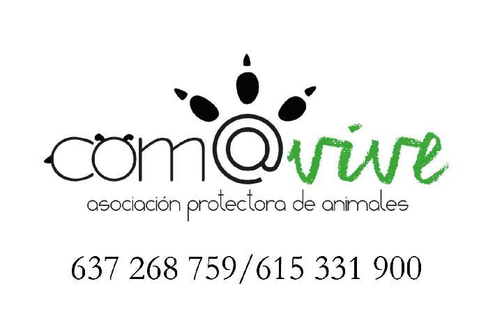 COM@VIVE. Asc Protectora Animales. Asturias