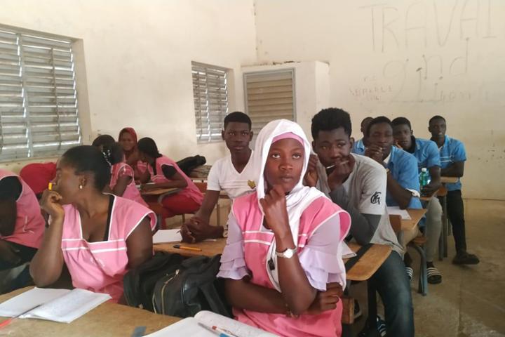 Asociación Base-A - Niague, Senegal