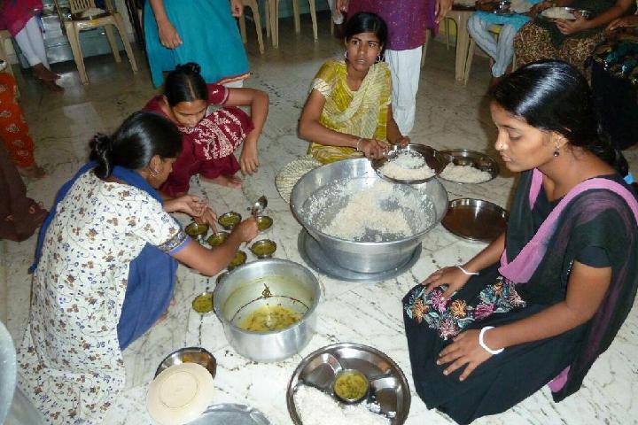 Hogar de acogida Madre Zoila, Mumbai (INDIA)