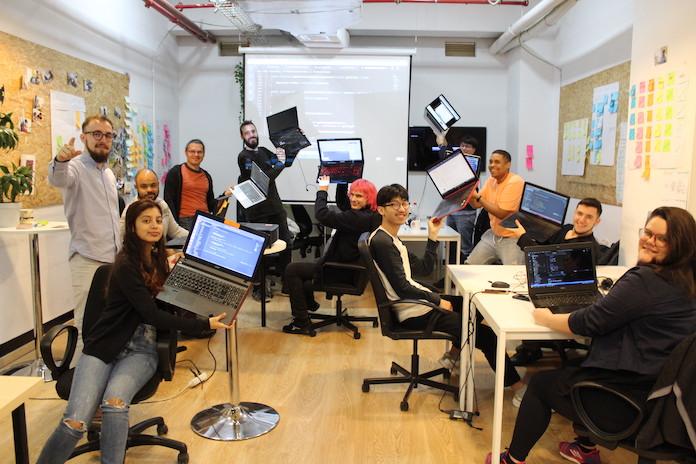 Factoría F5: escuelas digitales, solidarias, gratuitas e inclusivas