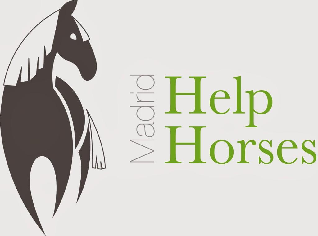 Resultado de imagen de madrid help horses