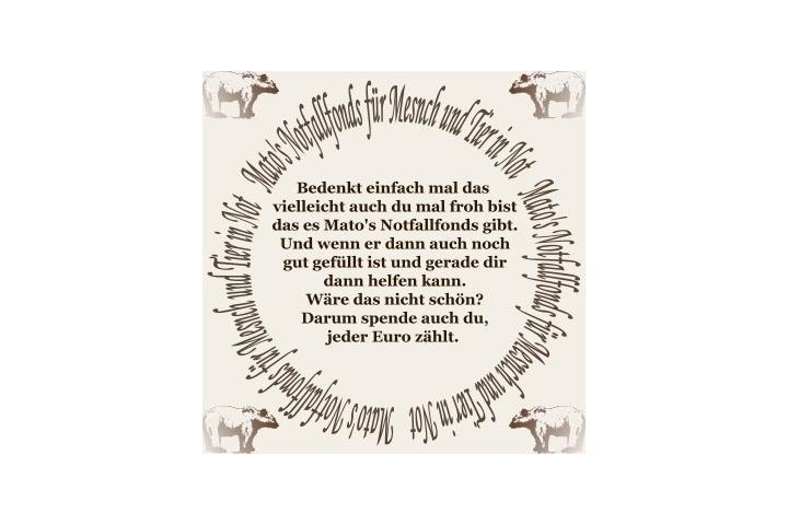 Matos Animal welfare