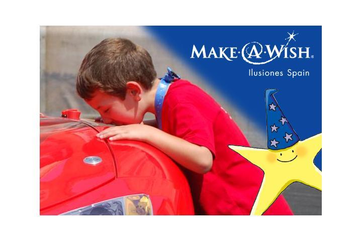 Fundación Make-A-Wish® Spain Ilusiones