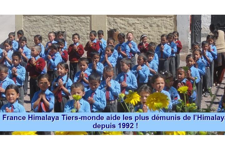 HELP THE HIMALAYAN CHILDREN