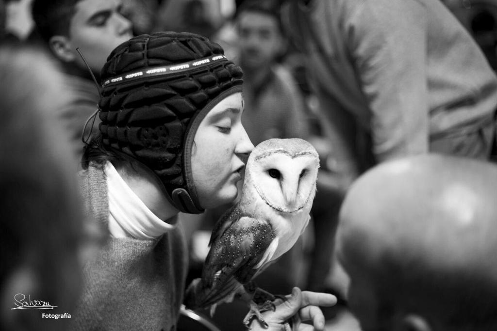 Magic-Eagle Terapia Asistida con Animales