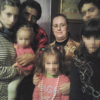 Ayuda urgente para Alexandra y su familia