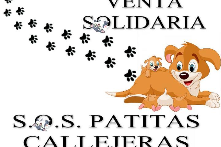 Grupo teaming S.O.S. PATITAS CALLEJERAS