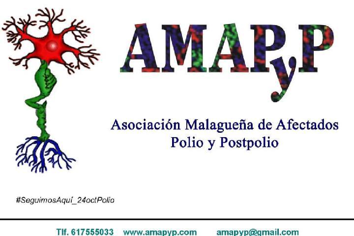 AMAPyP, Asociación Malagueña de Afectados Polio y Postpolio