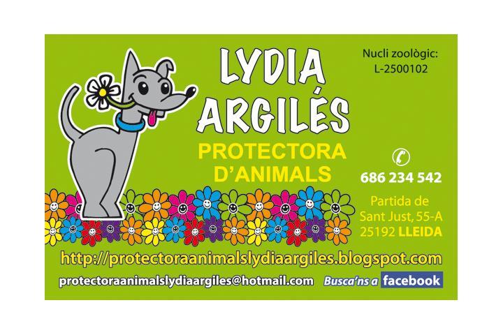 Protectora Animals Lydia Argilés - Lleida