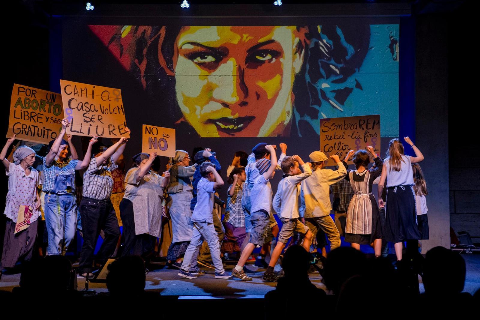 XAMFRÀ : musique et arts pour l'inclusion sociale