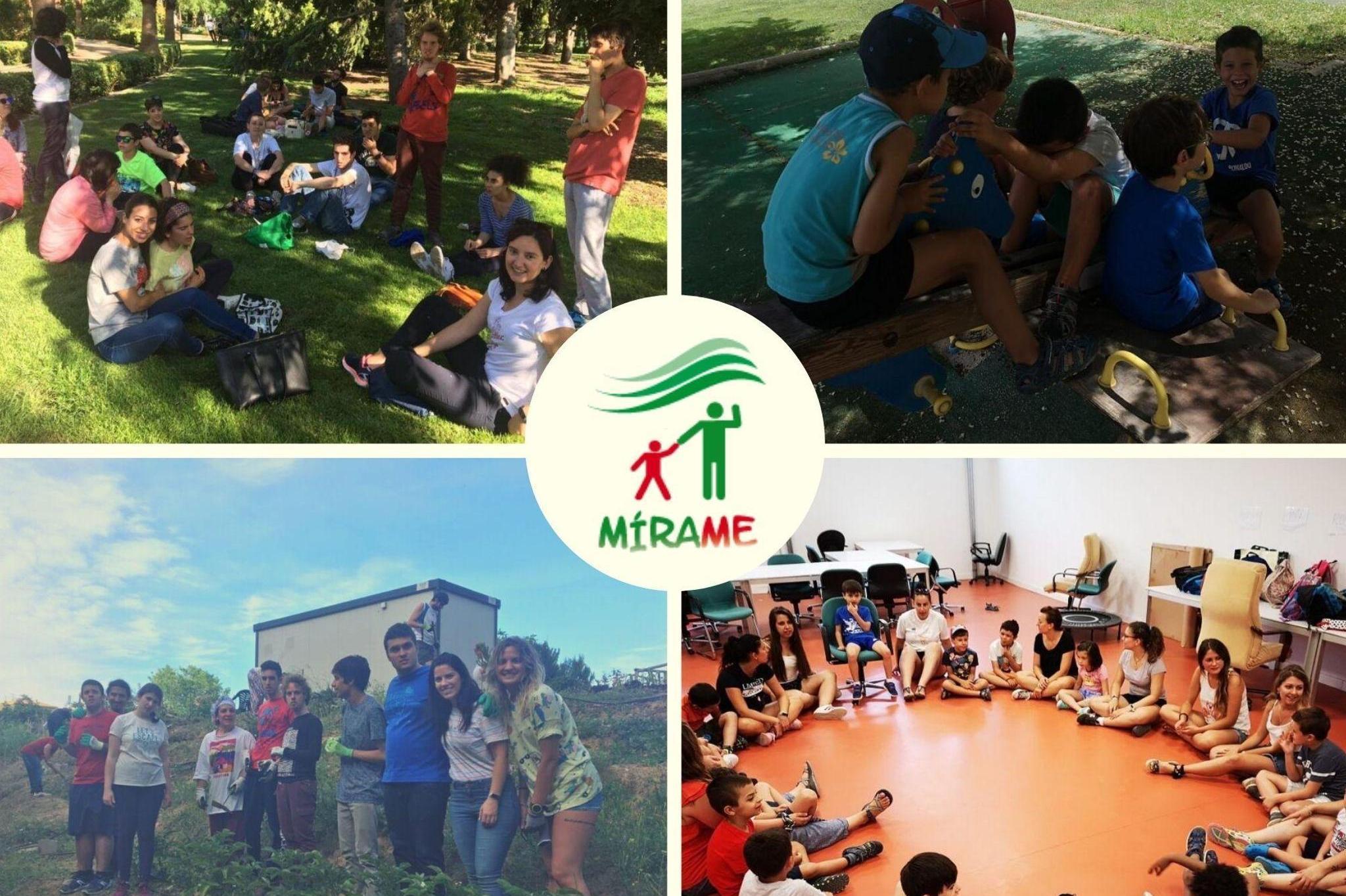Asociación de Autismo MÍRAME (Granada)