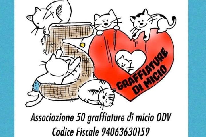 Associazione 50 Graffiature di Micio