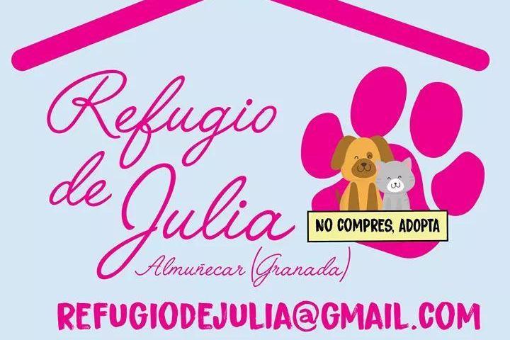 Refugio de Julia te necesita !!!