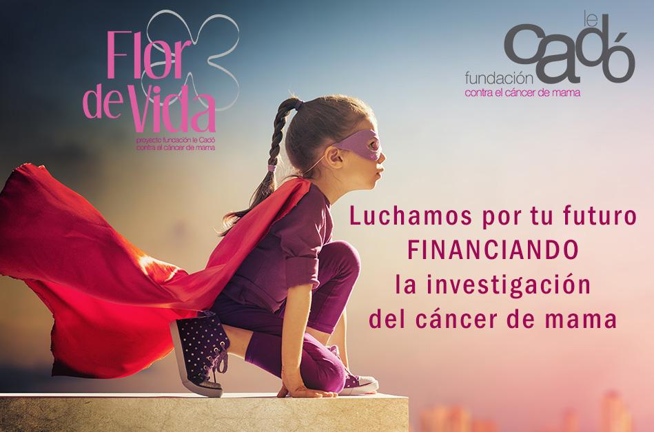 Fundación Le Cadó contra el cáncer de mama