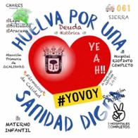 Huelva por una Sanidad Digna