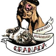 Animales abandonados granada